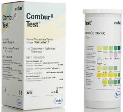 Urinsticka Combur-5 Test till Urisys/Urilux
