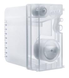 Thoraxdränage behållare