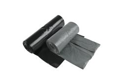 Sopsäck plast LD Svart PolyREG