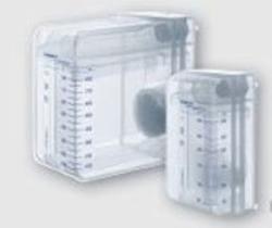Behållare för thoraxdränage