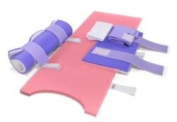 Pink Pad set