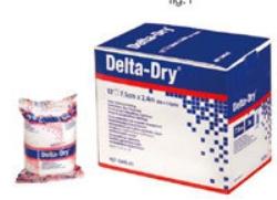 Polster Delta Dry vattentåligt