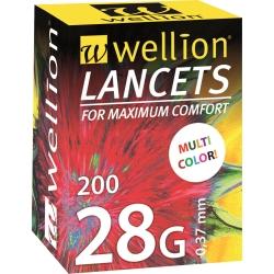 Wellion Lansetter