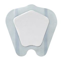 Förband polyuretan/silikon Biatain Silicone