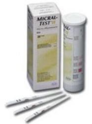 Teststicka urin Micral-Test II