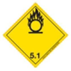 Etikett Oxiderande ämnen