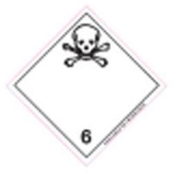 Etikett Giftiga ämnen
