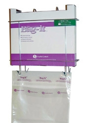 Uppsamlingspåse för op duk Bag-It