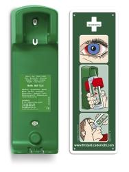 Ögonduschhållare vägg
