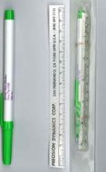 Hudmarkeringspenna engångs Devon Skin Marker