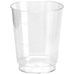 Glas plast snaps