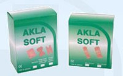 Plåster nonwoven Akla Soft rulle