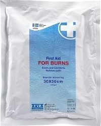Brännskadeförband kyl FOR BURNS