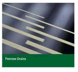 Gravitationsdränage platt Penrose