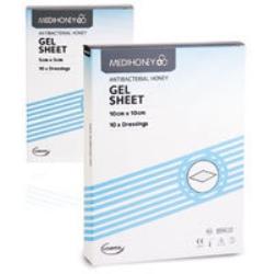 Gelförband MEDIHONEY Gel sheet