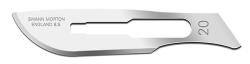 Knivblad op Swann-Morton