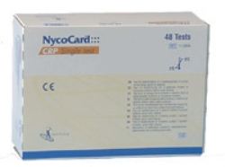 Test NycoCard CRP