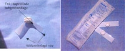 Tåförband salvkompress Adaptic