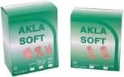 Plåster nonwoven Akla Soft