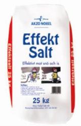 Salt för halkbekämpning 25kg