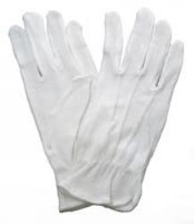 Handske trikå pvc-noppor