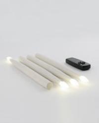 Antikljus dekor LED batteri
