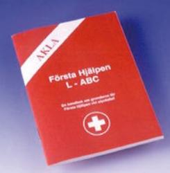 Första hjälpen handbok ABC