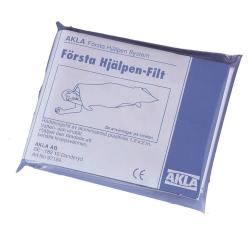 Första hjälpen filt