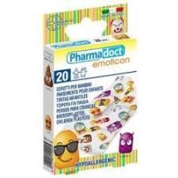 Plåster barnmotiv Pharmadoct