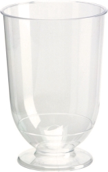 Glas plast vin