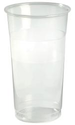 Glas plast