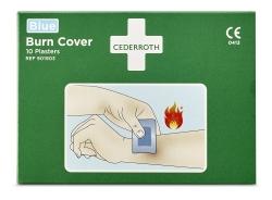 Burn cover plåser för brännsår