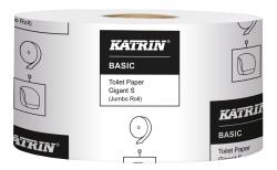 Toalettpapper 1-Lag Gigant