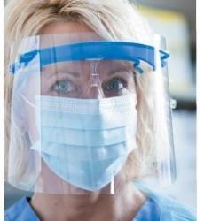 Ansiktsskydd visir