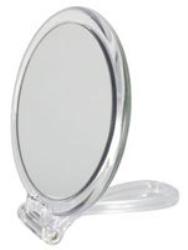 Spegel med förstoring
