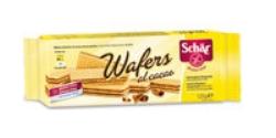 Wafers kakao glutenfri Schär