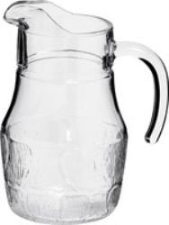 Tillbringare fleur glas 1.3