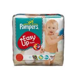 Vaippa Pampers Easy Up