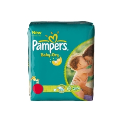Vaippa Pampers Baby Dry