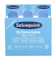 Muovilaastari Salvequick