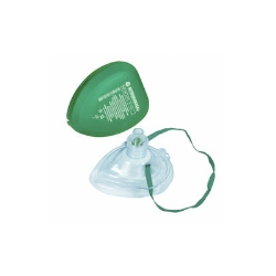 Pocket resuscitation mask