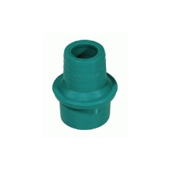 Connector straight elastomer