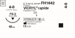 Ommel Vicryl rapid 4-0 FS-2