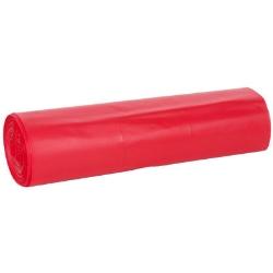 Jätepussi 30L punainen