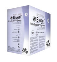 Leikkauskäsine Biogel Pl