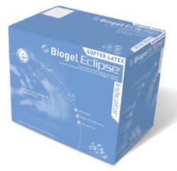Leikkauskäsine Biogel latex
