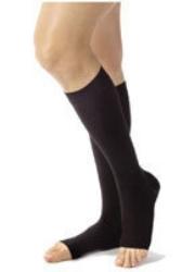 Jobst Opaque kompresjonsstrømpe kne