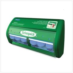 Plasterautomat detekterbar