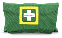 Cederroth Førstehjelpspute med innhold