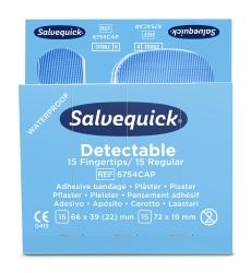Plaster Salvequick blå